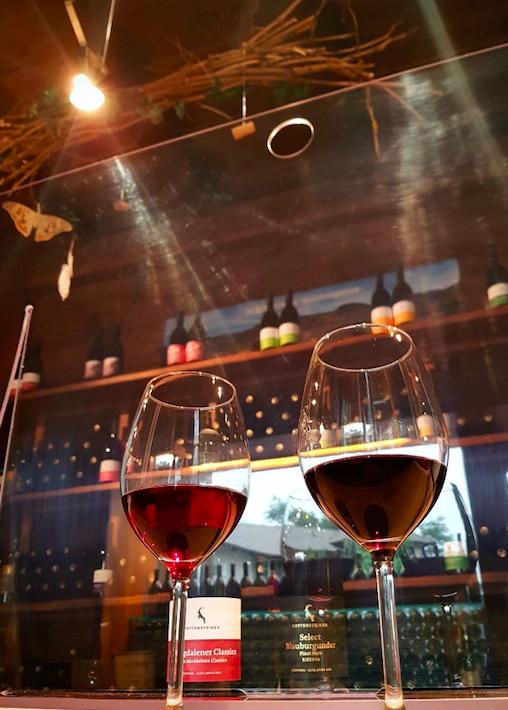 Wine tasting alla cantina Rottensteiner