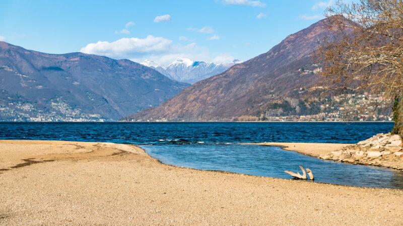 Germignaga, surf & panorami sul Lago Maggiore