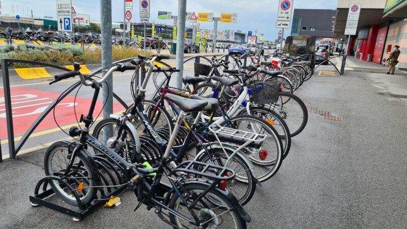 L'aeroporto di Bergamo diventerà Bike Friendly. Sarà il primo in Italia