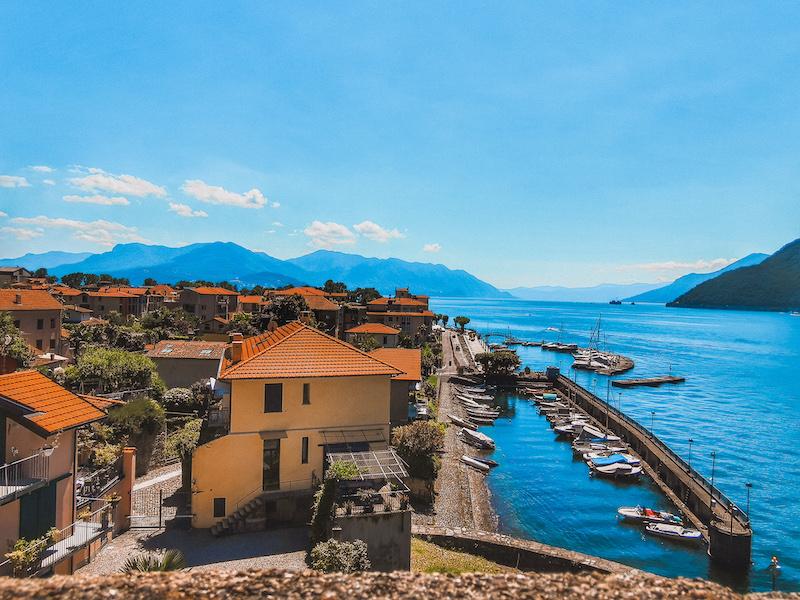 Nord Lago Maggiore: a Maccagno con Pino e Veddasca