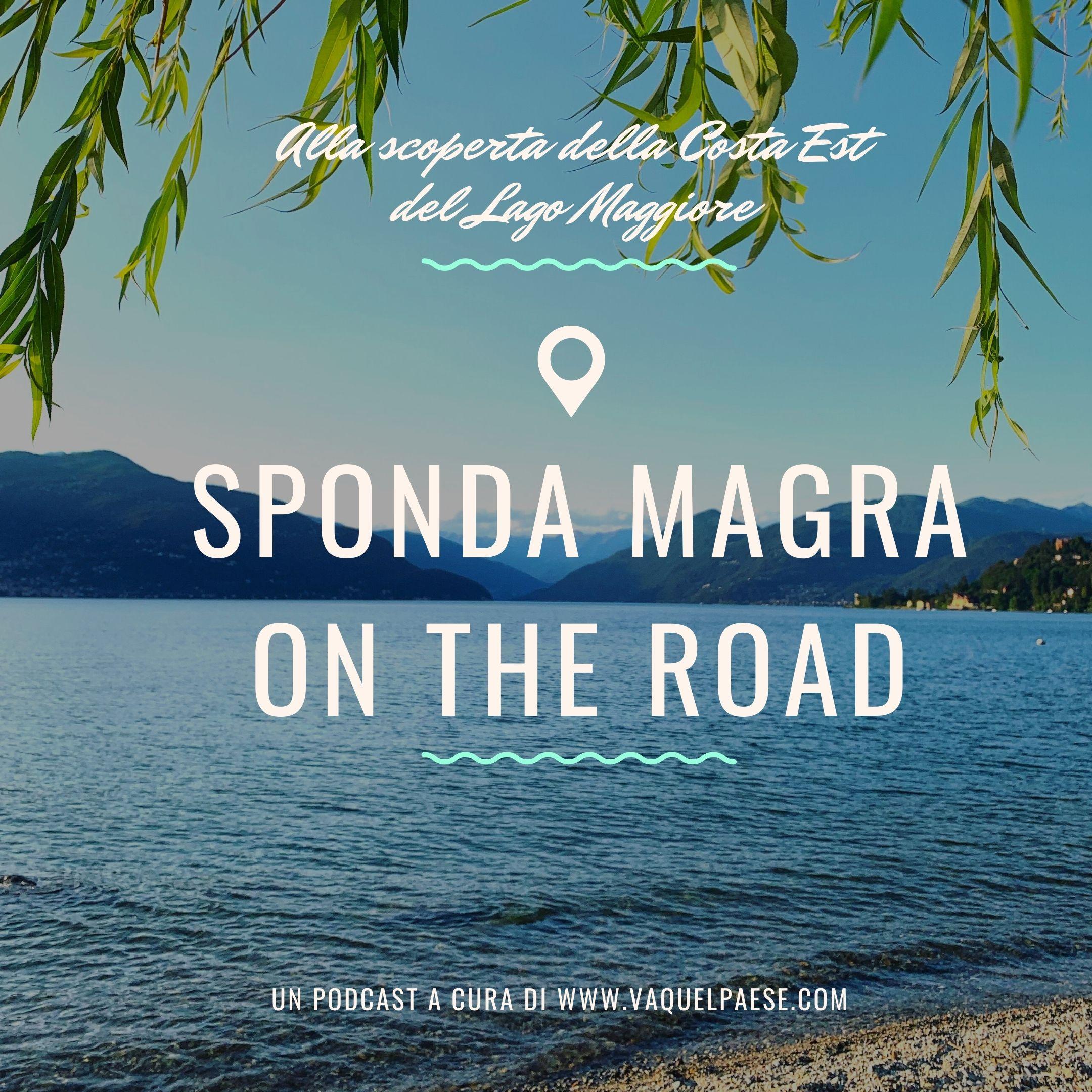Un podcast per portarvi al lago: è arrivato Sponda Magra.