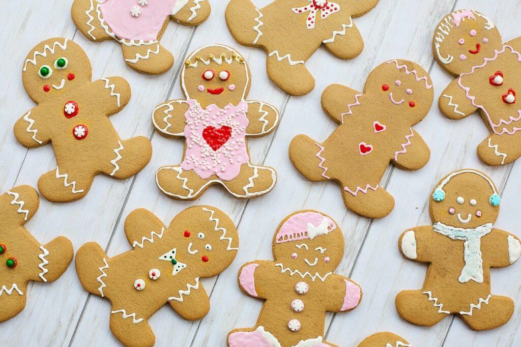 ricetta gingerbread