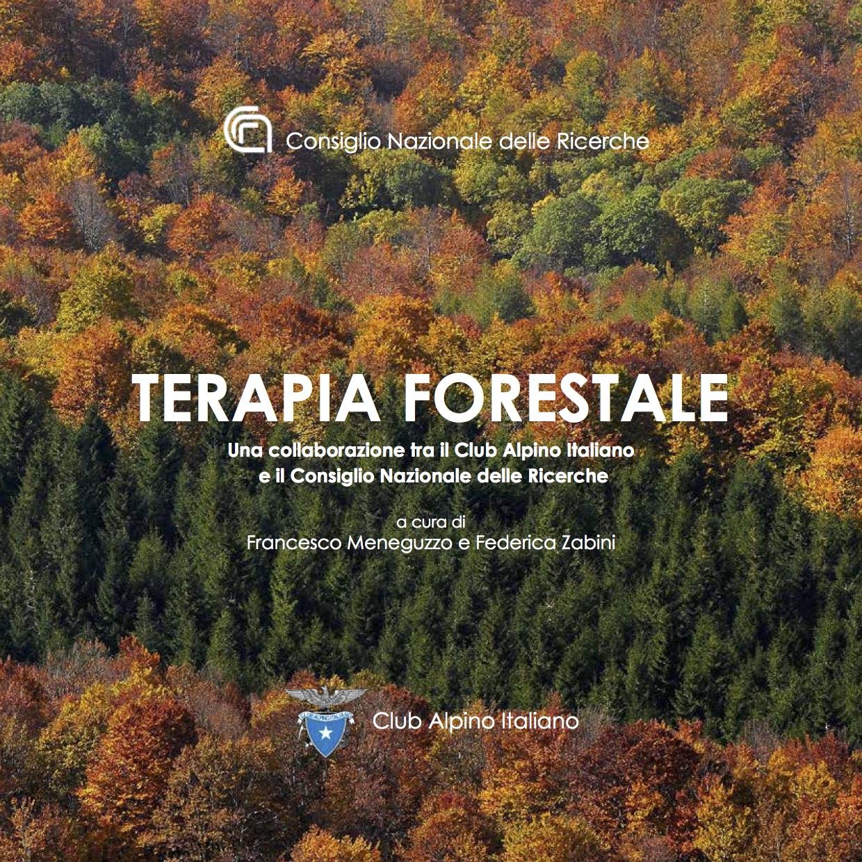 Il libro della Terapia Forestale