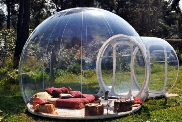 Luoghi da sogno: Attrap'reves in Provenza, per soggiornare in una bolla