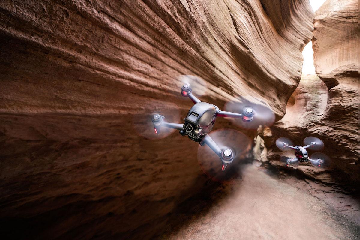 Anteprima nuovo drone DJI FPV su GoCamera: un grande compagno di viaggio